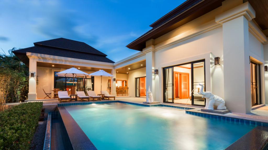 Baan Pattama Pool Villa