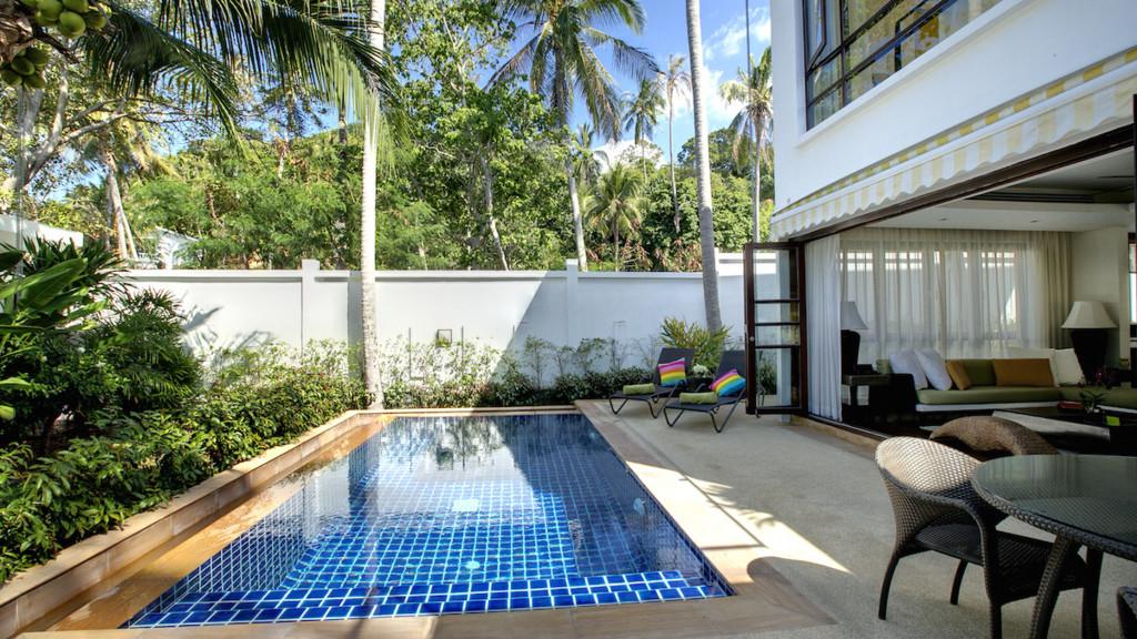 Frangipani Pool Villa