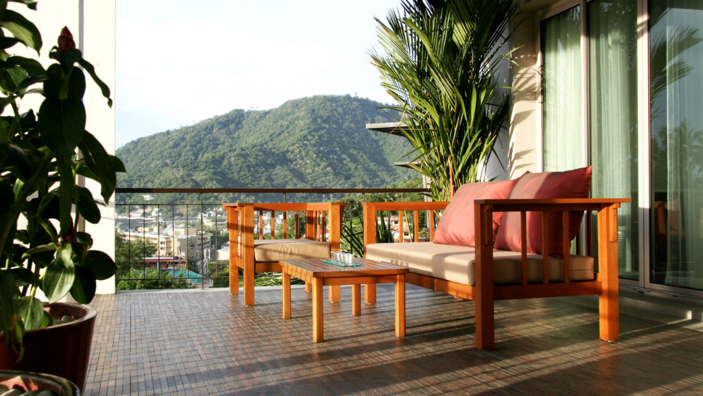 Gardens Penthouse See 4C