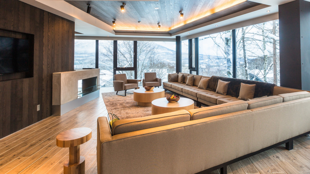 Haven Niseko 4 Bedroom Sub Penthouse
