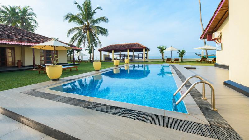 Ivy Beach Villa