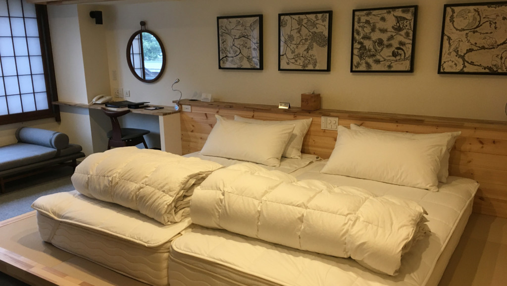 Residence Yasushi Deluxe Twin Suite
