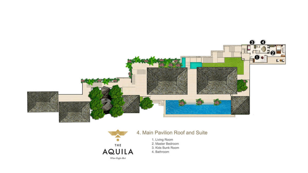 The Aquila Villa