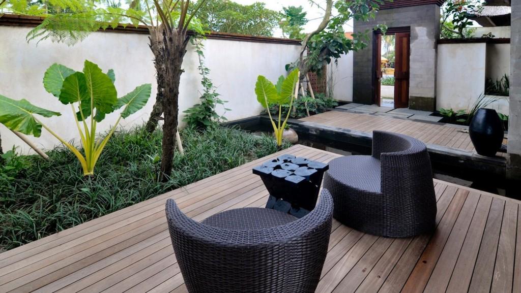 Villa Luwak 2 Garden