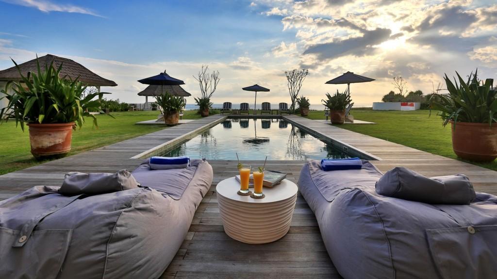 Villa Putih Nusa Lembongan