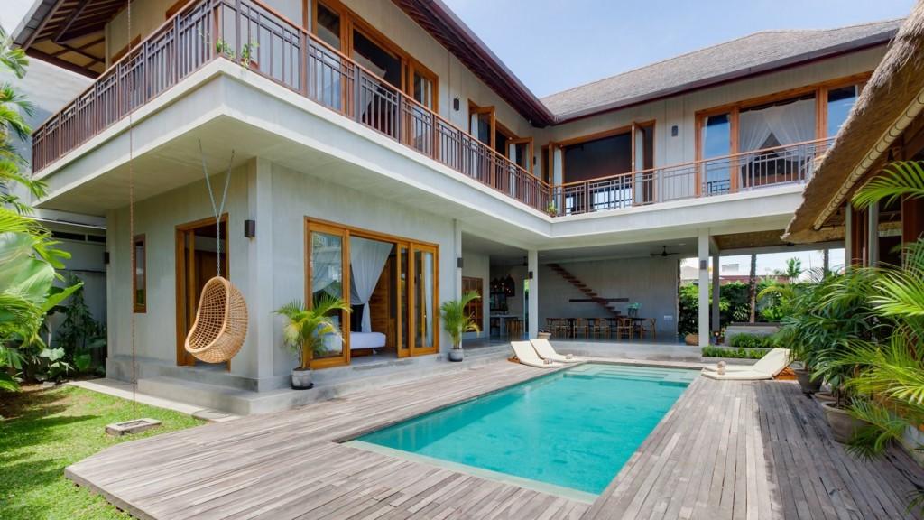 Zin Berawa Villa