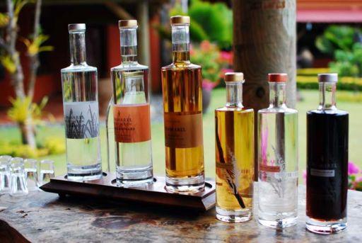 Chamarel Rum Distillery