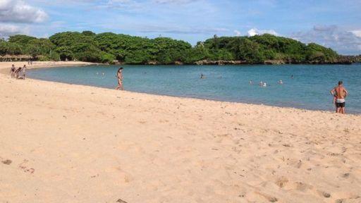 Pantai Mengiat Beach