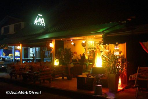 The Lava Lounge