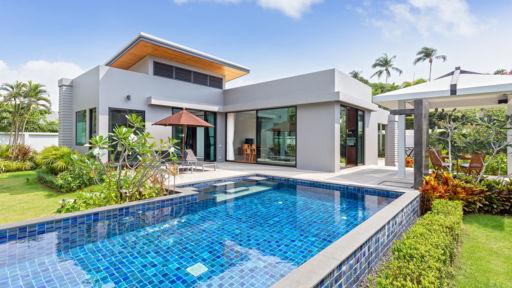 Baan Boondharik 2 Modern Zen Villa Nai Harn 3 Bedrooms Best Deals