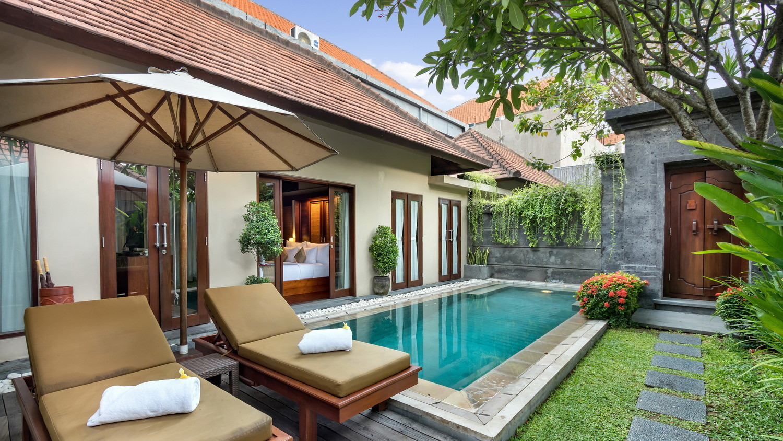 Nyuh Bali Villas Honeymoon Suite Seminyak 1 Bedrooms Best Deals