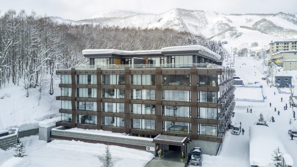 Aya Niseko Studio Village View